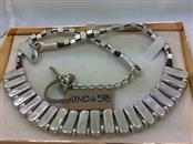 """16"""" Silver Fashion Chain 925 Silver 96g"""